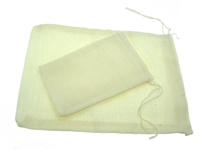 Unbleached Muslin Culinary Pouch