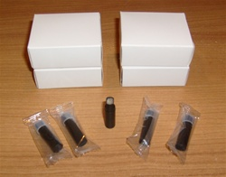 Twenty (20) Blank Round Top Cartridges For the Joye 510 or eGo