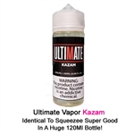 Ultimate Vapor Kazam E-Liquid - Made in the USA!