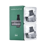 Two (2) Vaporesso Aurora Play Replacement Pods