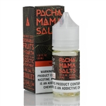 30ml of Pacha Mama Salts Fuji E-Liquid - Hand Made in the USA!
