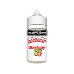 30ml of Salt Bae Nicotine Salts Strawberry Kiwi E Liquid - Hand Made in the USA!