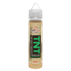 75ml of TNT Green Menthol Tobacco E-Liquid - Made in the USA!