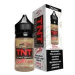 30ml of TNT Nicotine Salts Red Tobacco E-Liquid-Made in the USA!