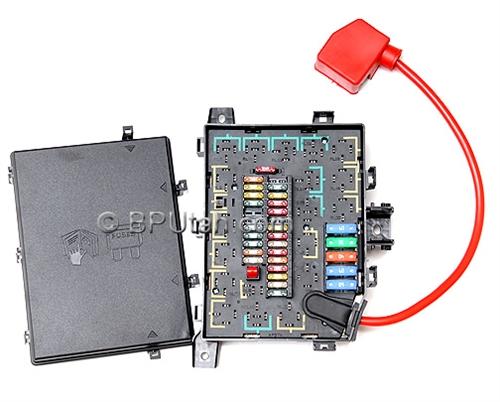 range rover fuse box amr6405 rh britishpartsofutah com