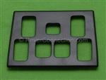 Range Rover Discovery Window Switch Cover BTR3655LNF