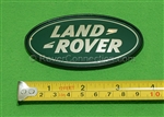 Land Rover Oval Green Badge BTR1047 DAH100680