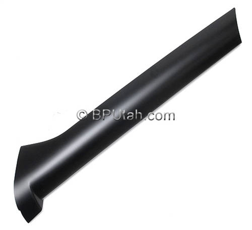 Land Rover Discovery 2 II Windshield Molding Finisher Trim Rubber Strip Upper