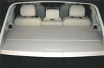 Range Rover Loadspace Cargo Cover, PARCHMENT