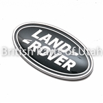 Land Rover Black Oval Badge Emblem LR062123
