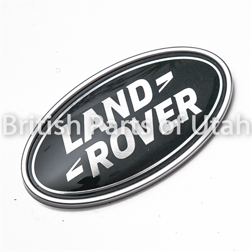 Land Rover LR3 Range Rover Sport Tailgate Grille Emblem Green Oval Badges
