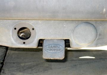 Range rover trailer wiring harness plug ntc