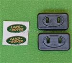 Range Rover LR3 Discovery Driving Lamp Emblem Badge