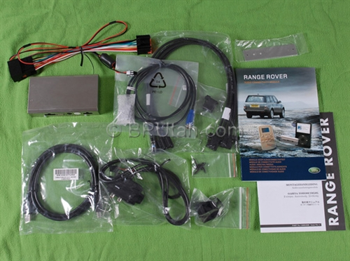 Range Rover Ipod Connection Kit