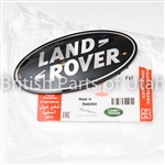 Land Range Rover Discovery LR3 Black Grill Badge