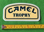 Land Rover Camel Trophy Sticker Decal