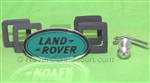 Land Rover Hitch Receiver Plug Cover