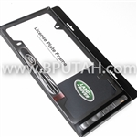 Land Rover LR2 LR3 LR4 LIcense Plate Frame LRN91610