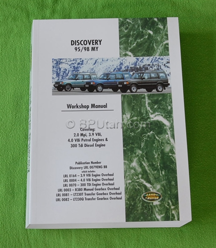 land rover discovery workshop repair manual rh britishpartsofutah com land rover discovery 3 workshop manual free land rover discovery 3 workshop manual free