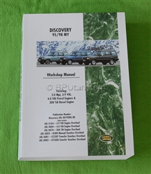 Land Rover Discovery Workshop Repair Manual