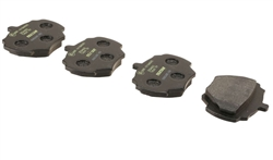 Discovery Defender Rear Brake Pads SFP000270