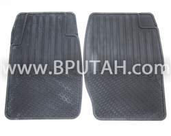 Discovery Rubber Floor Mats STC8188AB