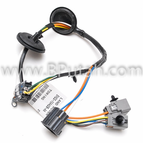 2014~2016 lr4 trailer tow wiring electric harness Trailer Light Wiring Color Code