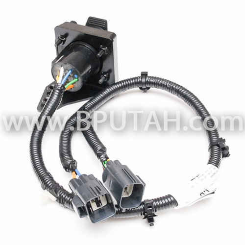 VPLWT0115 3 range rover sport trailer tow wiring electric harness vplwt0115 4 Flat Trailer Wiring Harness at crackthecode.co