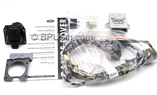 Marvelous Range Rover Trailer Tow Wiring Harness Ywj500012 Wiring Digital Resources Arguphilshebarightsorg