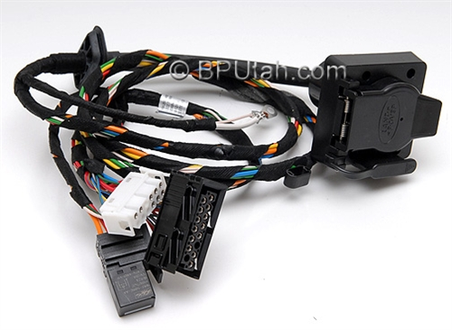 Range Rover Tow Trailer Wiring Harness Electric YWJ500480 – Land Rover Lr2 Wiring Harness