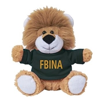 "Plush Lion (6"" Tall)"