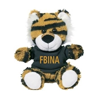 "Plush Tiger (6"" Tall)"