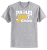 Hanes® 100% Cotton T-Shirt - Proud Dad Design
