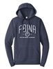 Alternative Rider Fleece Hoodie - Arched FBINA