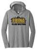 TriBlend Long Sleeve Hoodie - FBINA Yellow Brick Road