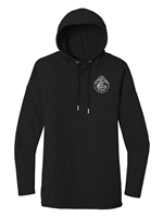 Women's Featherweight French Terry ™ Hoodie - FBINA Subdued Seal