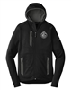 Eddie Bauer ® Sport Hooded Full-Zip Fleece Jacket - FBINA Subdued Seal
