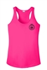 Ladies Performance Racerback                     Tank - One Color Seal