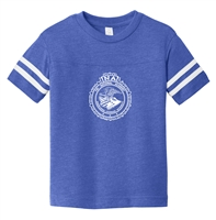 Toddler Football Fine Jersey Tee - One Color Seal