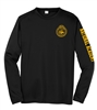 Long Sleeve Performance Tee - Gold Seal and National Academy