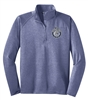 Stretch 1/2-Zip Pullover - FBINA Subdued Seal