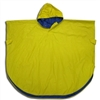 PONCHO ROYAL REV YELLOW