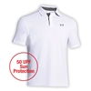 ADULT UNDER ARMOUR LEADERBOARD POLO