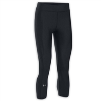 LADIES UNDER ARMOUR HEAT GEAR ARMOUR CAPRI