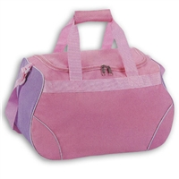 LITTLE PINK DUFFEL