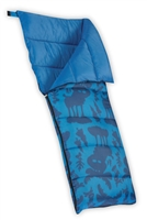 BLUE MOOSE SLEEPING BAG