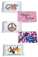 AUTOGRAPH PILLOWCASES