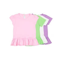 TODDLER RUFFLE TEE