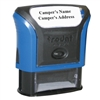 STATIONERY SELF-INKING STAMP