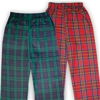 "FLANNEL PANTS ""LIMITED SIZES"""